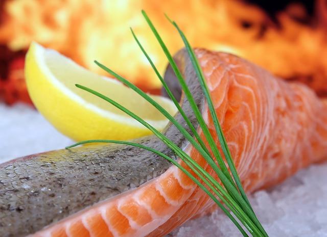 pescado rico en proteinas