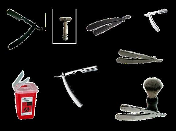 como hacerce la barba en casa